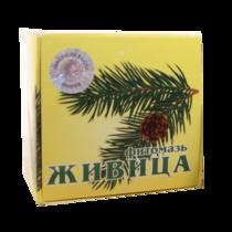 """Фитомазь на основе смолы хвойных деревьев """"Живица"""", 100 г"""