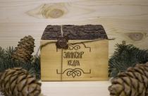 Масло шишки кедровой (капсулированное), групповая 3 пачки (подарочная упаковка)