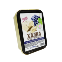 Халва подсолнечная на виноградном сиропе, 250 г.