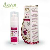 Дневной крем для сухой и чувствительной кожи лица