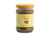 """Паста """"Грека"""" из грецких орехов (с перегородкой) с медом, 250 мл"""